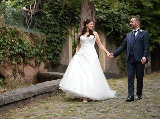 Le nozze di Carmine e Concetta