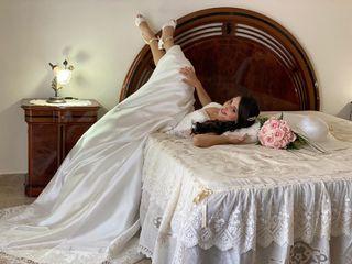 Le nozze di Nancy  e Massimo  1