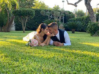 Le nozze di Nancy  e Massimo