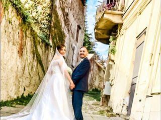 Le nozze di Luigi  e Silvia