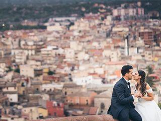 Le nozze di Sebastiano e Valentina