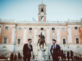Le nozze di Angelo e Paolo