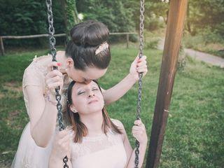 Le nozze di Laura e Sonia