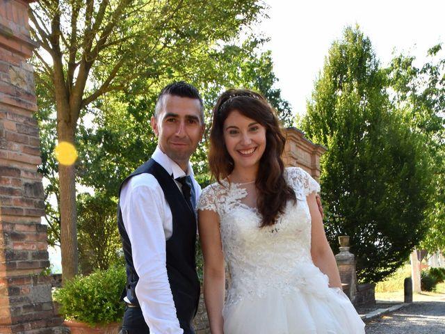 Il matrimonio di Carlo e Silvia a Castell'Arquato, Piacenza 3