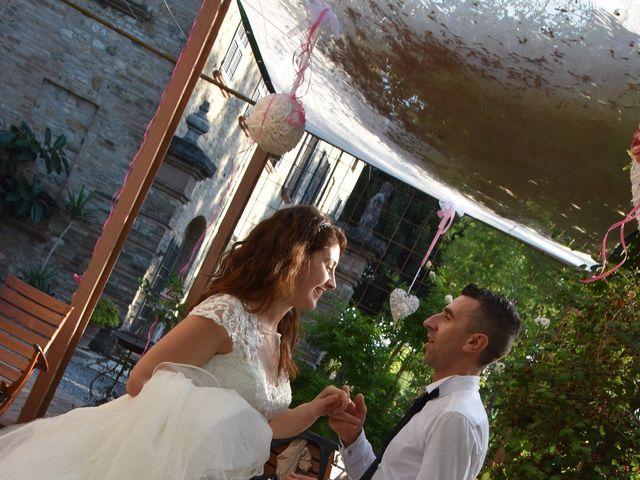 Il matrimonio di Carlo e Silvia a Castell'Arquato, Piacenza 5
