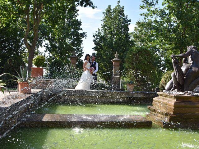 Il matrimonio di Carlo e Silvia a Castell'Arquato, Piacenza 6