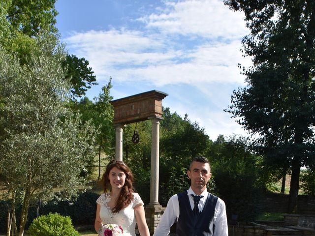 Il matrimonio di Carlo e Silvia a Castell'Arquato, Piacenza 7