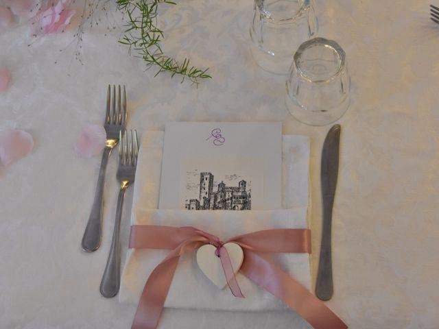 Il matrimonio di Carlo e Silvia a Castell'Arquato, Piacenza 11