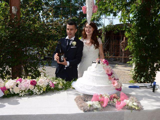 Il matrimonio di Carlo e Silvia a Castell'Arquato, Piacenza 14