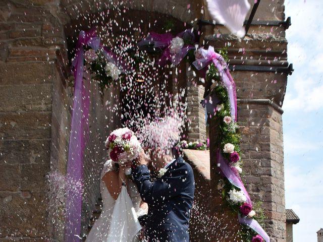Il matrimonio di Carlo e Silvia a Castell'Arquato, Piacenza 15