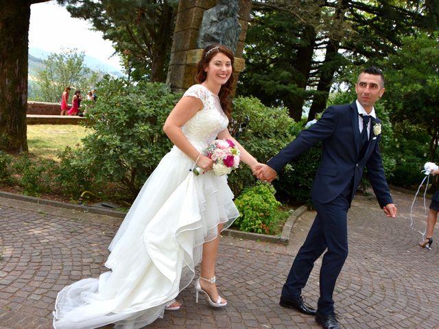 Il matrimonio di Carlo e Silvia a Castell'Arquato, Piacenza 17