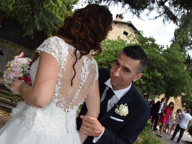Il matrimonio di Carlo e Silvia a Castell'Arquato, Piacenza 19