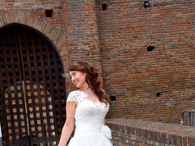 Il matrimonio di Carlo e Silvia a Castell'Arquato, Piacenza 20