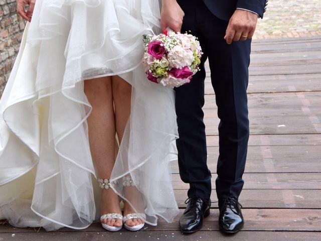 Il matrimonio di Carlo e Silvia a Castell'Arquato, Piacenza 22