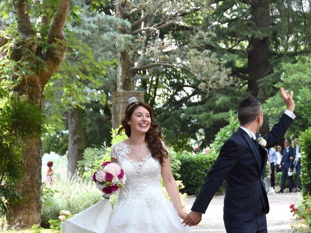 Il matrimonio di Carlo e Silvia a Castell'Arquato, Piacenza 23