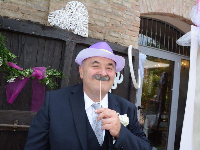 Il matrimonio di Carlo e Silvia a Castell'Arquato, Piacenza 28
