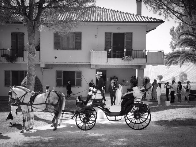 Il matrimonio di Giuseppe e Martina a Jesi, Ancona 10