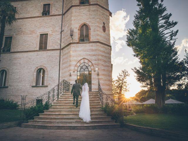 Il matrimonio di Giuseppe e Martina a Jesi, Ancona 1