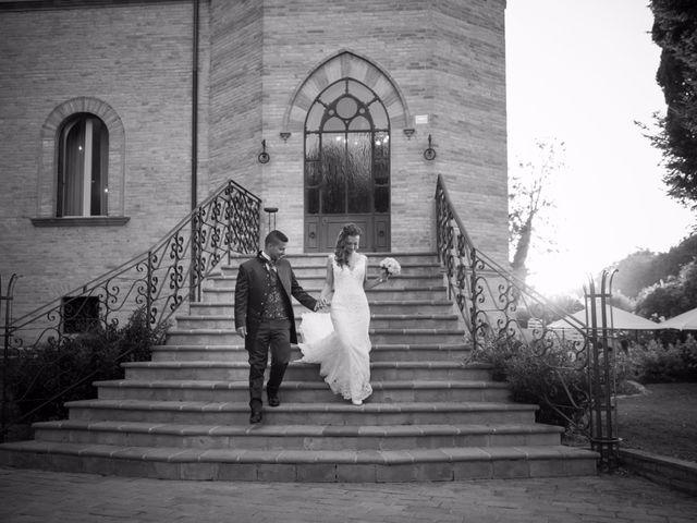 Il matrimonio di Giuseppe e Martina a Jesi, Ancona 16