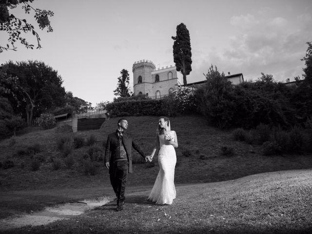 Il matrimonio di Giuseppe e Martina a Jesi, Ancona 2