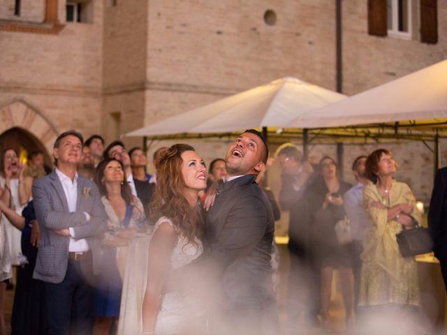 Il matrimonio di Giuseppe e Martina a Jesi, Ancona 31