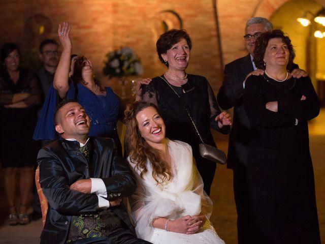 Il matrimonio di Giuseppe e Martina a Jesi, Ancona 33