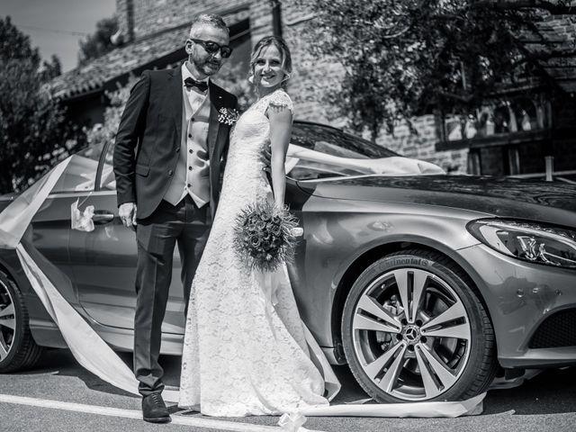 Le nozze di Irina e Davide