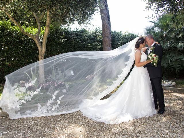 Le nozze di Luana e Aurelio