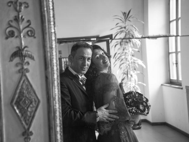 Il matrimonio di Alessandro e Elisa a Garbagnate Milanese, Milano 11