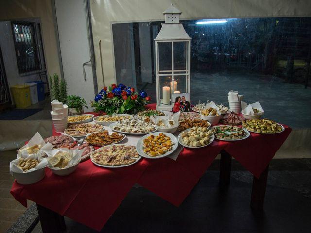 Il matrimonio di Alessandro e Elisa a Garbagnate Milanese, Milano 27