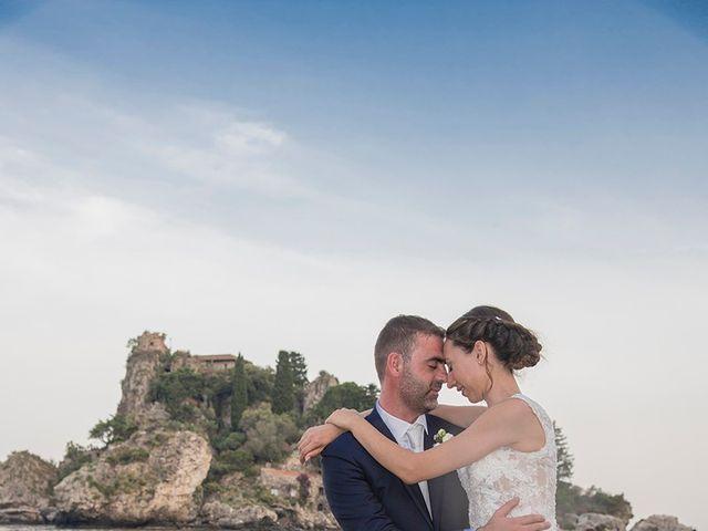 Il matrimonio di Alessia e Pasquale a Taormina, Messina 3