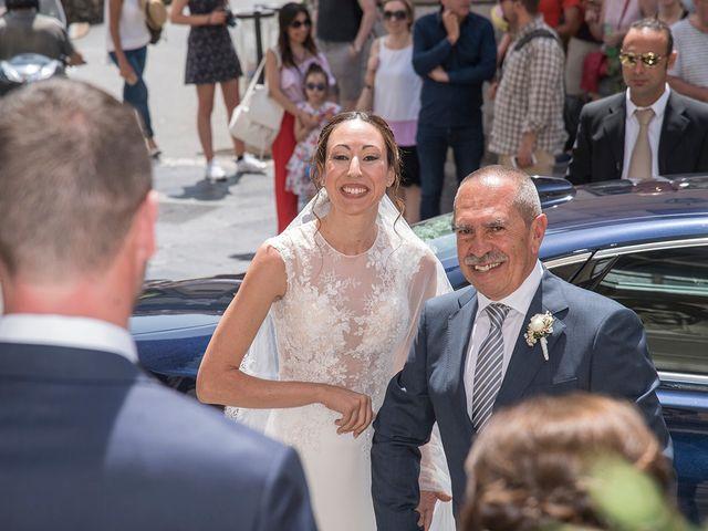 Il matrimonio di Alessia e Pasquale a Taormina, Messina 13