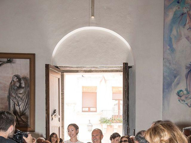 Il matrimonio di Alessia e Pasquale a Taormina, Messina 14
