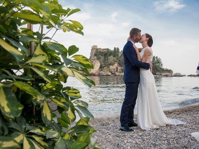 Il matrimonio di Alessia e Pasquale a Taormina, Messina 24