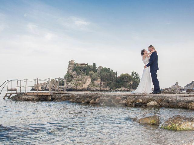 Il matrimonio di Alessia e Pasquale a Taormina, Messina 26