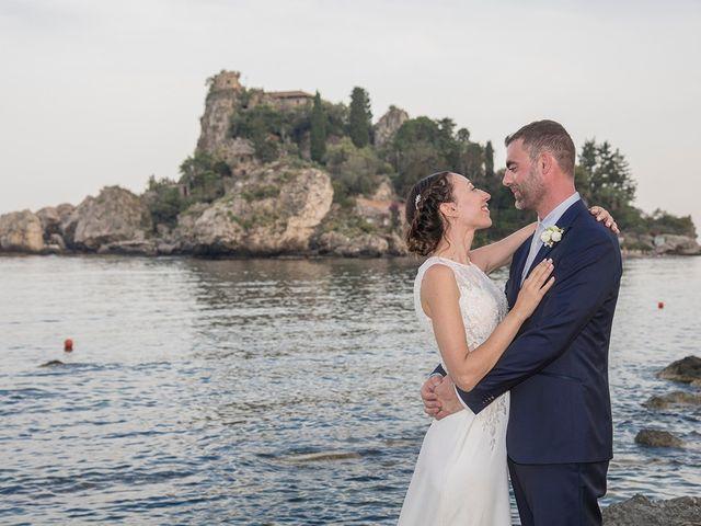 Il matrimonio di Alessia e Pasquale a Taormina, Messina 27