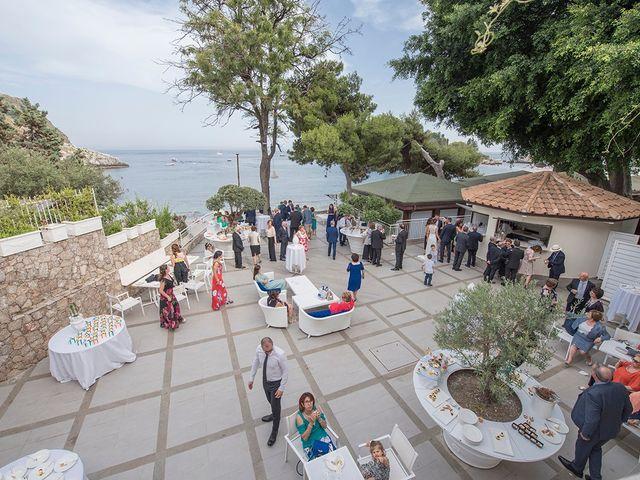 Il matrimonio di Alessia e Pasquale a Taormina, Messina 29