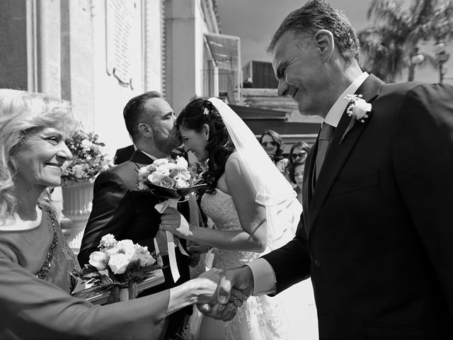 Il matrimonio di Concetta e Carmine a Catania, Catania 22