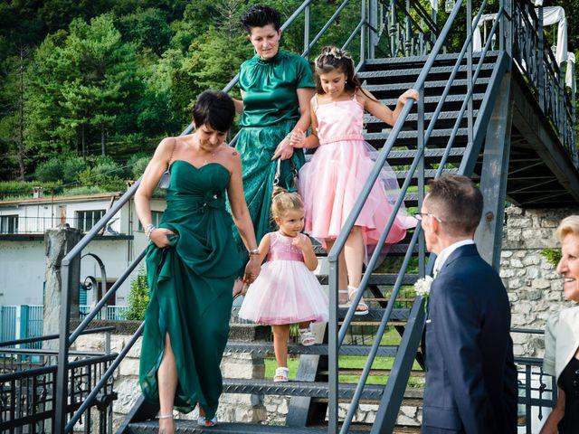 Il matrimonio di Rosario e Francesca a Sarnico, Bergamo 16