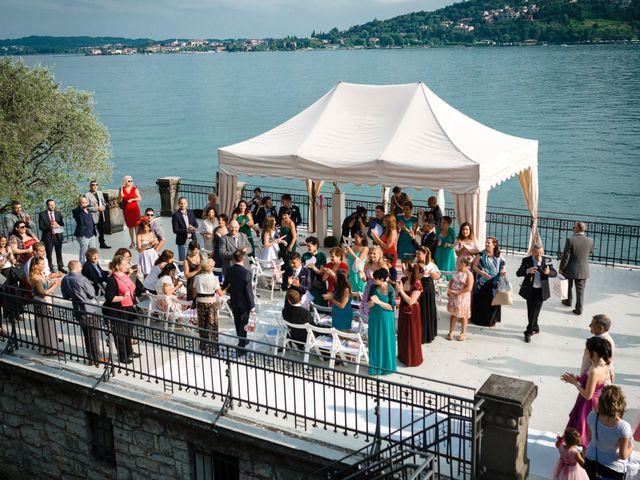 Il matrimonio di Rosario e Francesca a Sarnico, Bergamo 20