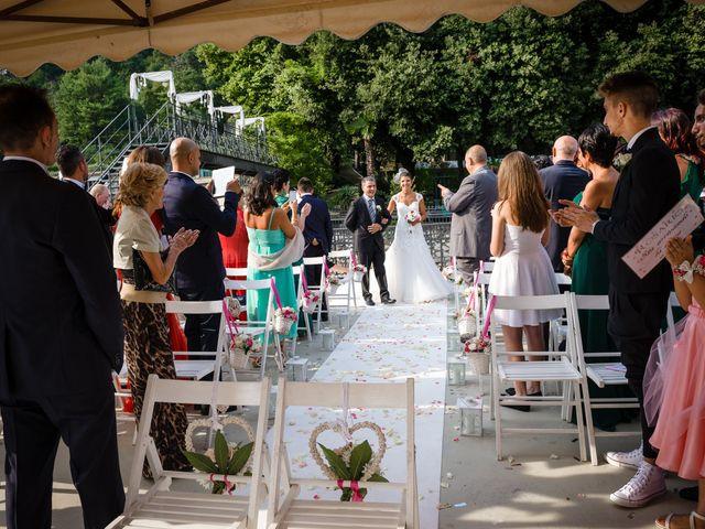 Il matrimonio di Rosario e Francesca a Sarnico, Bergamo 22