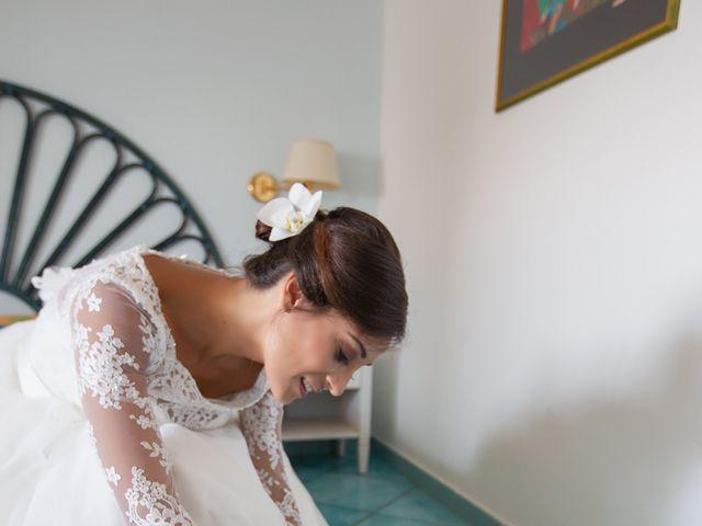 Il matrimonio di Giovanni e Annalisa a Amalfi, Salerno 11