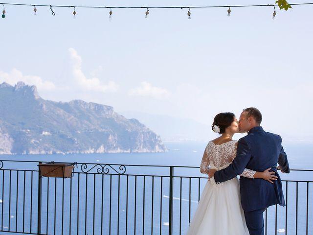 Il matrimonio di Giovanni e Annalisa a Amalfi, Salerno 12