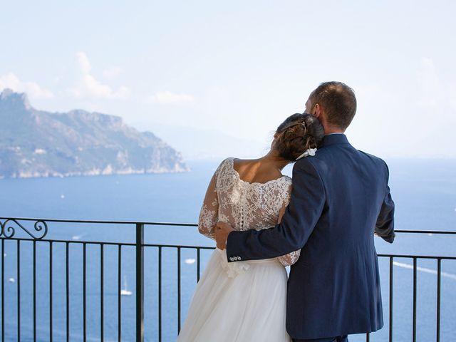 Il matrimonio di Giovanni e Annalisa a Amalfi, Salerno 13