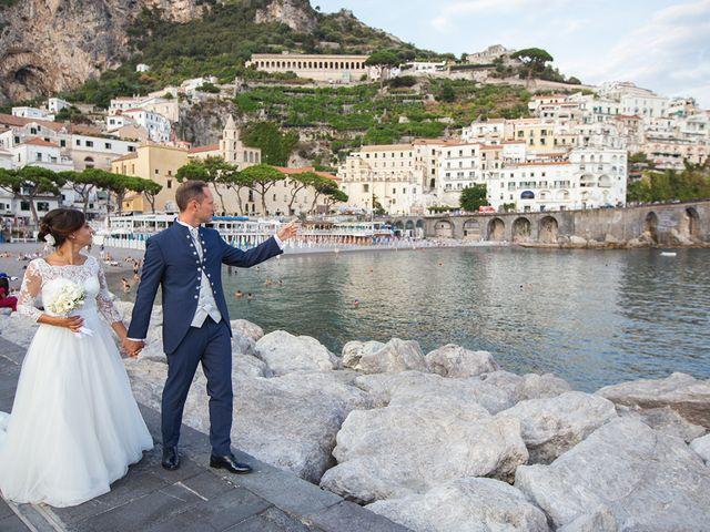 Il matrimonio di Giovanni e Annalisa a Amalfi, Salerno 14