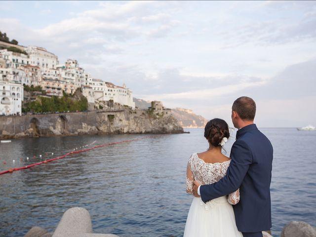 Il matrimonio di Giovanni e Annalisa a Amalfi, Salerno 15