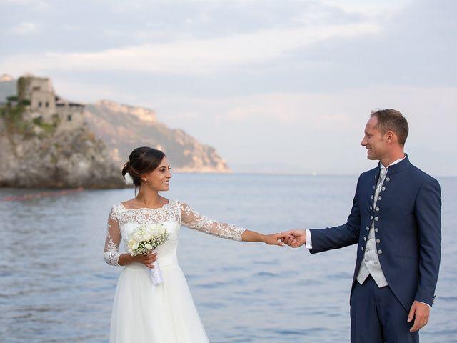 Il matrimonio di Giovanni e Annalisa a Amalfi, Salerno 16