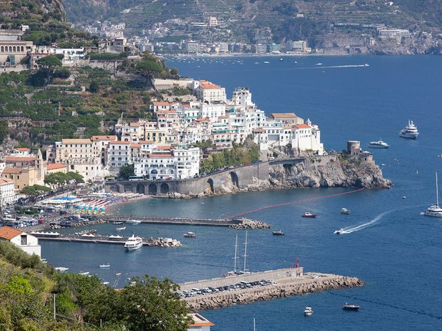 Il matrimonio di Giovanni e Annalisa a Amalfi, Salerno 17