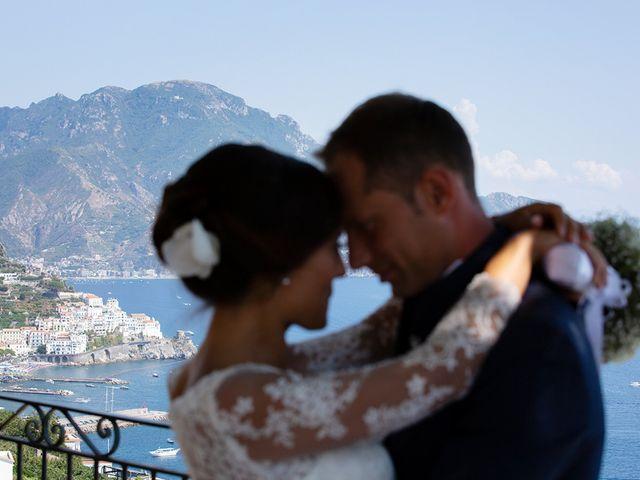 Il matrimonio di Giovanni e Annalisa a Amalfi, Salerno 19