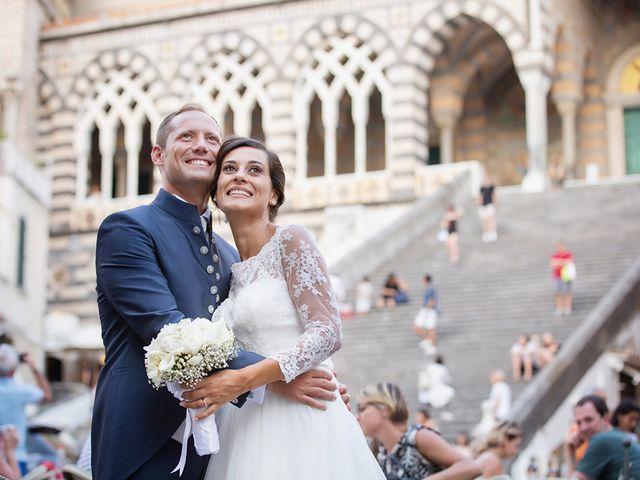 Il matrimonio di Giovanni e Annalisa a Amalfi, Salerno 23
